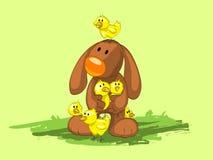 Oh meu coelho Imagens de Stock