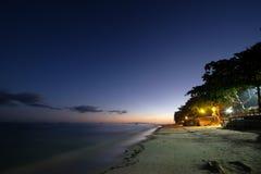 Oh Panglao. Sunset in panglao island Stock Photos