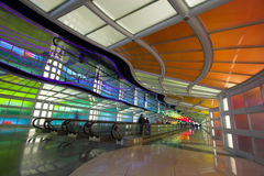 OHare Airport Royalty Free Stock Photo