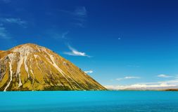 Ohau lake, New Zealand Stock Images
