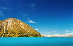 Ohau lake, New Zealand Stock Images