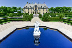 Oheka Castle Grounds Stock Images