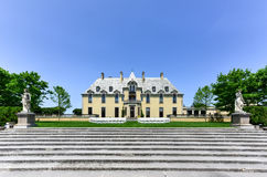 Oheka Castle Grounds Royalty Free Stock Photography
