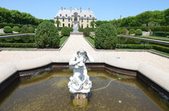 Oheka Castle In Huntington, New York. Royalty Free Stock Images