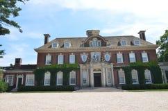 Oheka-Schloss in Huntington, New York Stockfotos