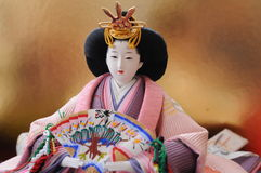 Ohina-Sama Stock Afbeelding
