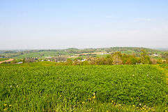 An Ohio Amish country scene Stock Photos