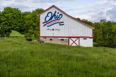 Ohio Bicentennial stajnia w Vinton okręgu administracyjnym, Ohio obrazy stock