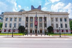 Ohio Capital Building Royalty Free Stock Images