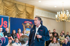Ohio Governor John Kasich Royalty Free Stock Photos