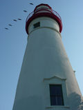 Ohio-Leuchtturm Lizenzfreie Stockbilder