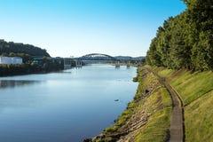 Ohio River Royalty Free Stock Photo