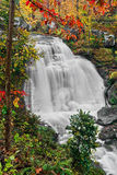 Ohio's Brandywine Falls Stock Images