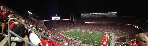 Ohio Stadium Royalty Free Stock Photo