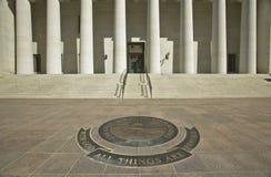 Ohio stan Capitol, zdjęcie royalty free