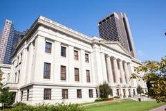Ohio Stan Dom & Capitol Budynek zdjęcie royalty free