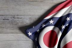Ohio State flag Royalty Free Stock Image