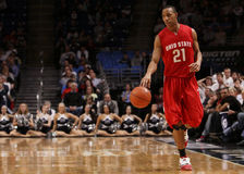 Ohio State guard Evan Turner Royalty Free Stock Photos