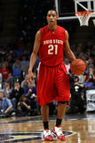 Ohio State guard Evan Turner Stock Photo
