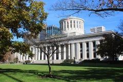 Ohio Statehouse, de het Capitoolbouw van de Staat, Columbus Ohio stock fotografie