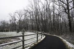 Ohio Winter Royalty Free Stock Photo