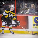 OHL Kingston Frontenacs Royalty Free Stock Images