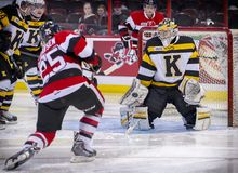 OHL Ottawa 67s Royalty Free Stock Images