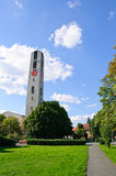 Ohm Square - Erlangen, Germany Stock Photography