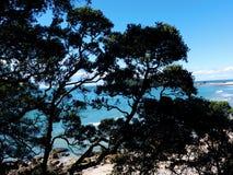 Ohope beach in Whakatane Stock Photo