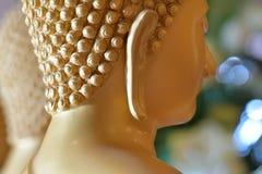 Ohr von Buddha Stockfotos