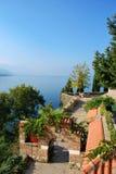 ohrid озера Стоковые Фото