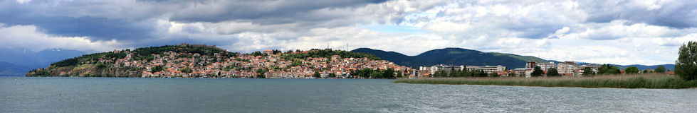 Ohrid 001 Royalty Free Stock Images