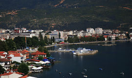 Ohrid Photo stock