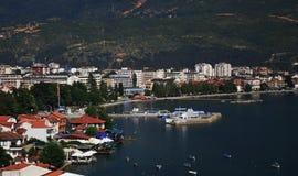 Ohrid Fotografia Stock