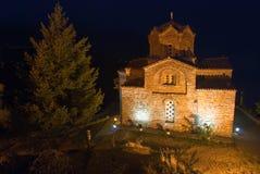 Ohrid Stockfotografie