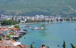Ohrid Stock Foto's