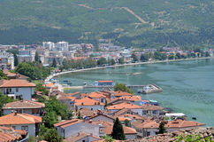 Ohrid Stockfotos
