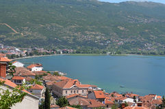 Ohrid Stockfoto
