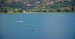Ohrid Royalty-vrije Stock Fotografie