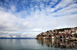 Ohrid Royalty Free Stock Photos