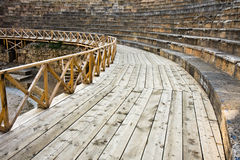 Ohrid Amphitheater Stock Photos