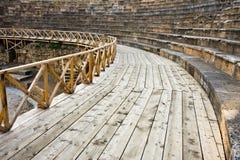 Ohrid Amphitheater stock photos