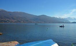 ohrid de la Macédoine de lac Photo libre de droits