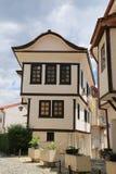 Ohrid Heritage building Royalty Free Stock Photos