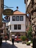 Ohrid, Macedónia Imagem de Stock