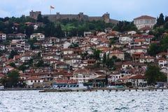 Ohrid Macedónia Fotografia de Stock