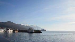 Ohrid, Macedona stock video