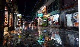 Ohrid, Macedonië Royalty-vrije Stock Afbeelding