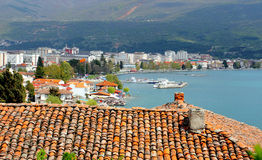 Ohrid, Macedonia Royalty Free Stock Photos