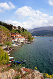 Ohrid, Macedonia Stock Image